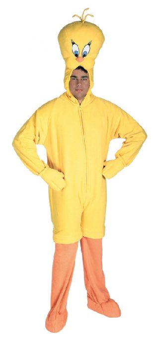 Tweety Pie Deluxe Costume, Adult
