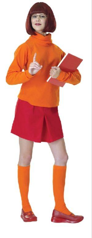 Velma Deluxe Costume, Adult