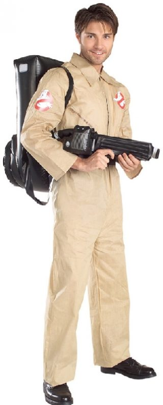 GHOST BUSTERS COSTUME ADULT