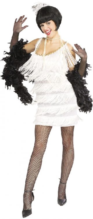 Broadway Babe Costume, Adult