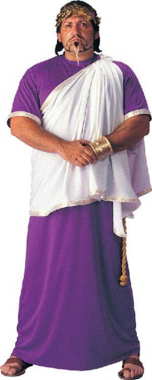 JULIUS CEASER COSTUME ADULT-PLUS