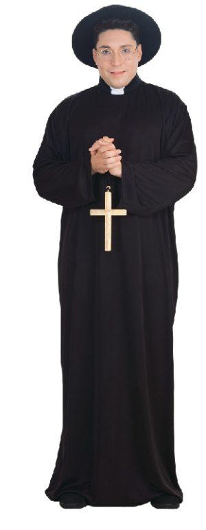 Priest Deluxe Costume, Plus