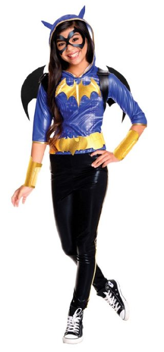 Batgirl Deluxe Child