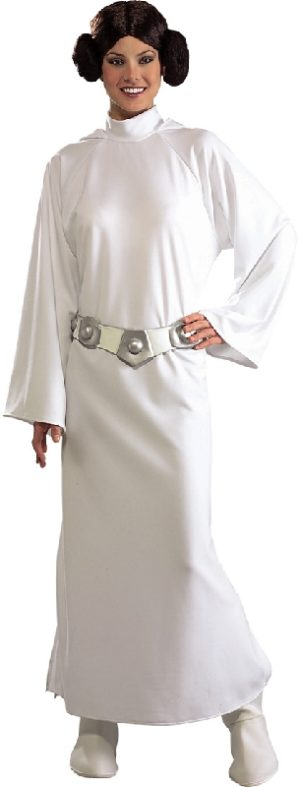 PRINCESS LEIA DELUXE COSTUME ADULT