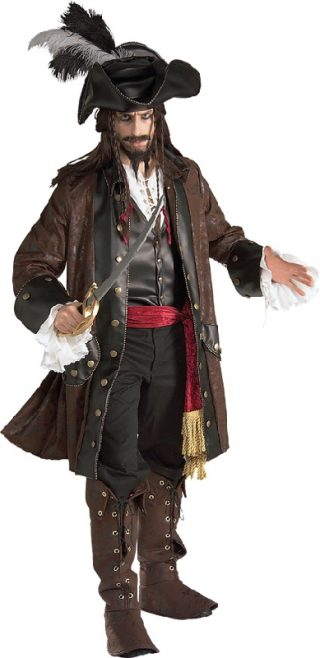 CARIBBEAN PIRATE COLLECTOR'S EDITION, ADULT