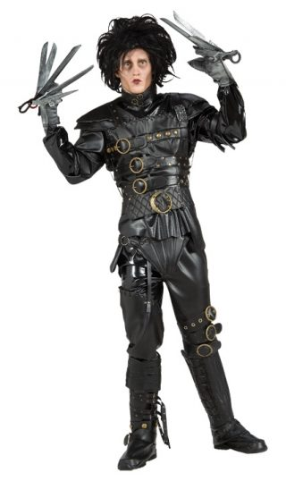EDWARD SCISSORHANDS COLLECTOR'S EDITION, ADULT