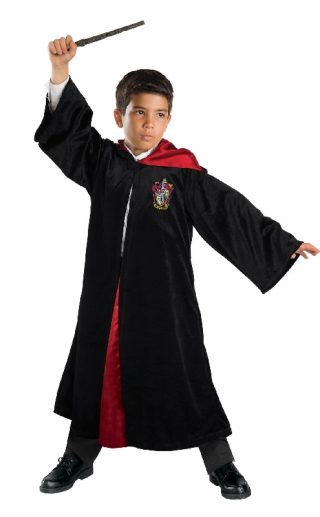 HARRY POTTER DELUXE ROBE CHILD