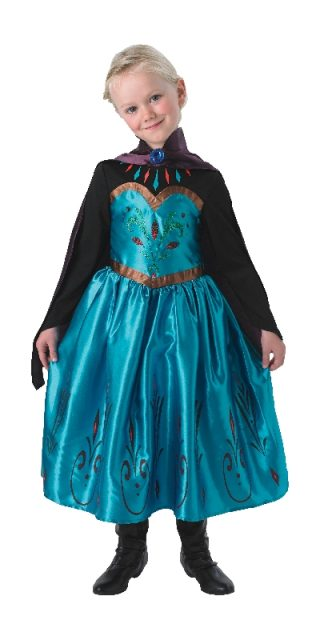 ELSA CORONATION DELUXE COSTUME, CHILD
