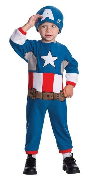 Captain America Costume, Baby