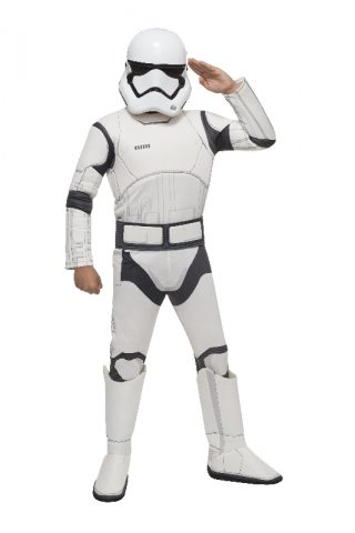 STORMTROOPER DELUXE COSTUME CHILD