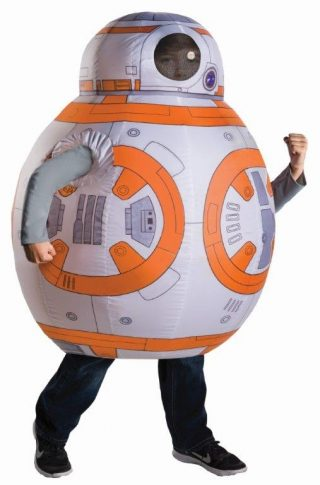 BB-8 INFLATABLE COSTUME CHILD