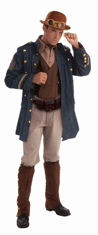 STEAMPUNK GENERAL COSTUME ADULT