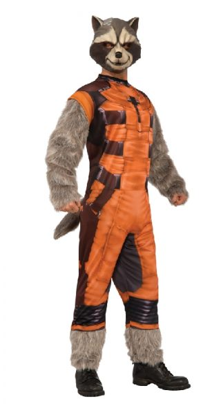 ROCKET RACOON COSTUME-ADULT