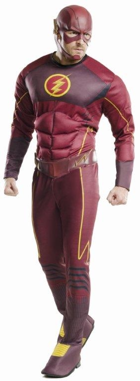 The Flash Deluxe Costume, Adult