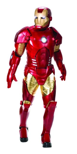IRON MAN COLLECTOR'S EDITION, ADULT