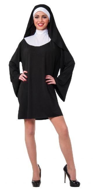 Nun Classic Costume, Adult