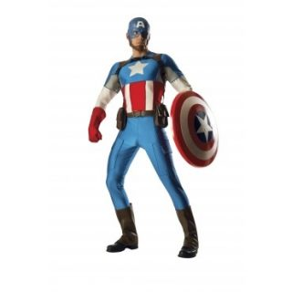 CAPTAIN AMERICA COLLECTOR'S EDITION, ADULT