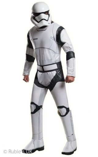 STORMTROOPER DELUXE COSTUME ADULT