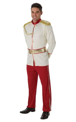 PRINCE CHARMING DELUXE COSTUME, ADULT