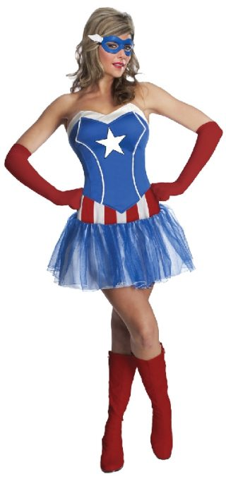 American Dream Costume, Adult
