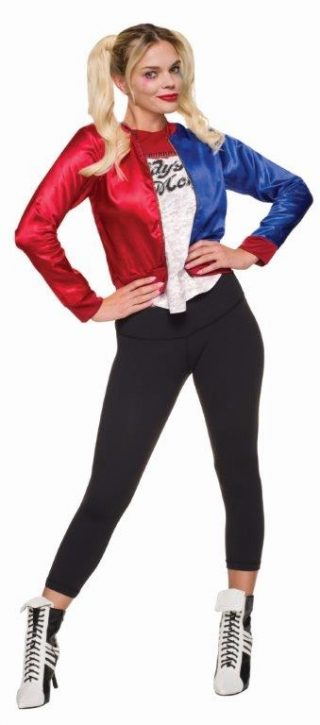 Harley Quinn Costume Kit, Adult