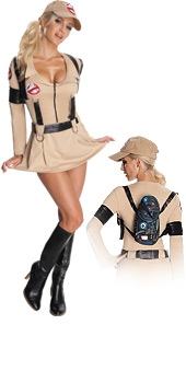 GHOSTBUSTERS DRESS ADULT