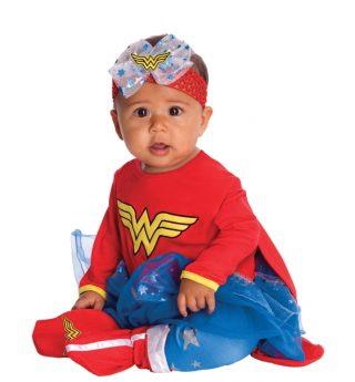 Wonder Woman Onesie Baby