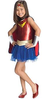 Wonder Woman Costume, Child