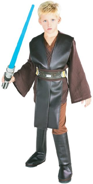 ANAKIN SKYWALKER DELUXE COSTUME CHILD