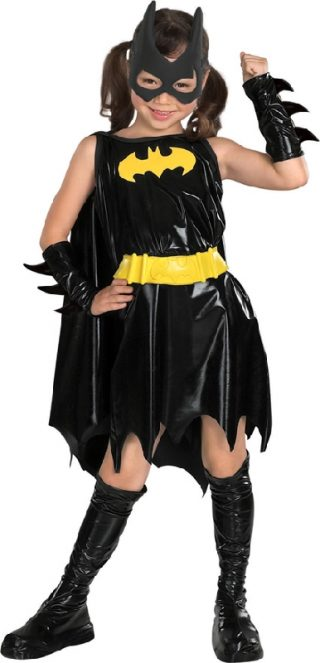 Batgirl Deluxe Costume, Child