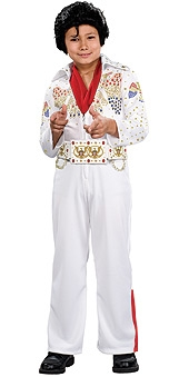 ELVIS DELUXE COSTUME, CHILD