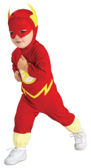 The Flash Costume, Baby