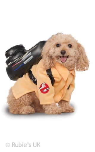 Ghost Busters Pet