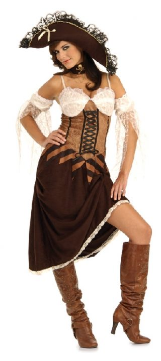 Maiden Of The Sea Secret Wishes Costume, Adult