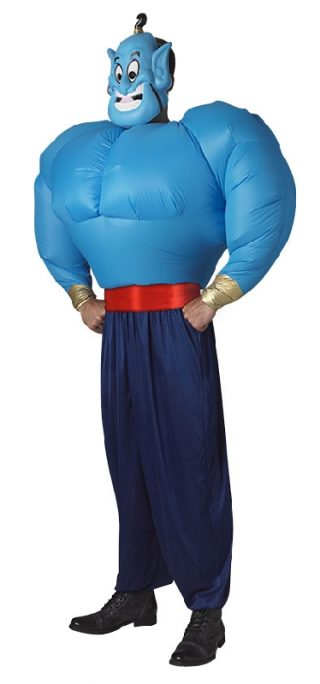 GENIE INFLATABLE COSTUMEADULT