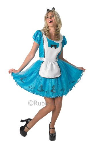 ALICE IN WONDERLAND SASSY COSTUME