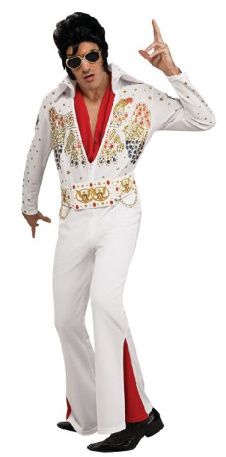 ELVIS DELUXE COSTUME, ADULT