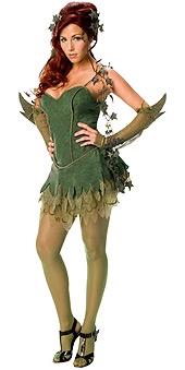 Poison Ivy Secret Wishes Costume, Adult