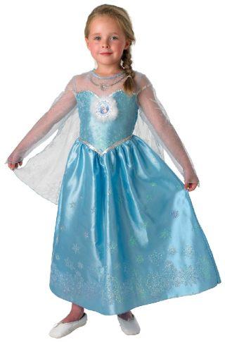 Elsa Frozen Deluxe Costume, Child