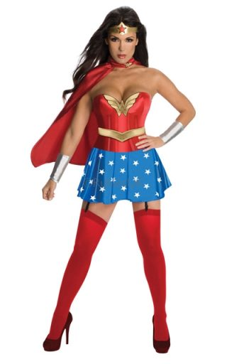 Wonder Woman Secret Wishes, Adult