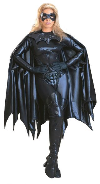 BATGIRL COLLECTOR'S EDITION COSTUME, ADULT