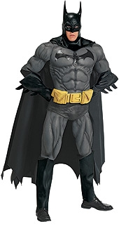BATMAN COLLECTOR'S EDITION COSTUME, ADULT