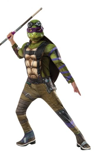 Tmnt 2 Donatello Child