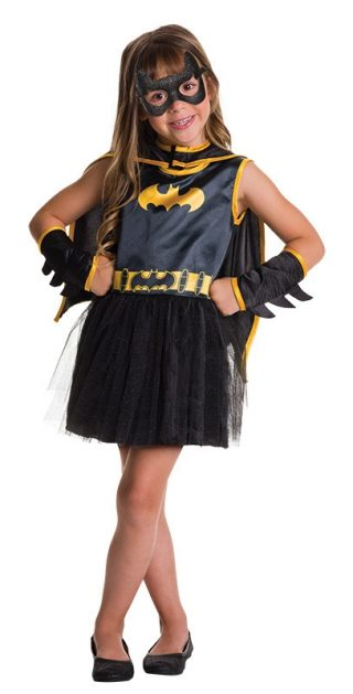 Batgirl Deluxe Costume, Toddler