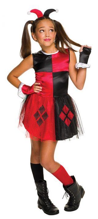 Harley Quinn Costume, Child