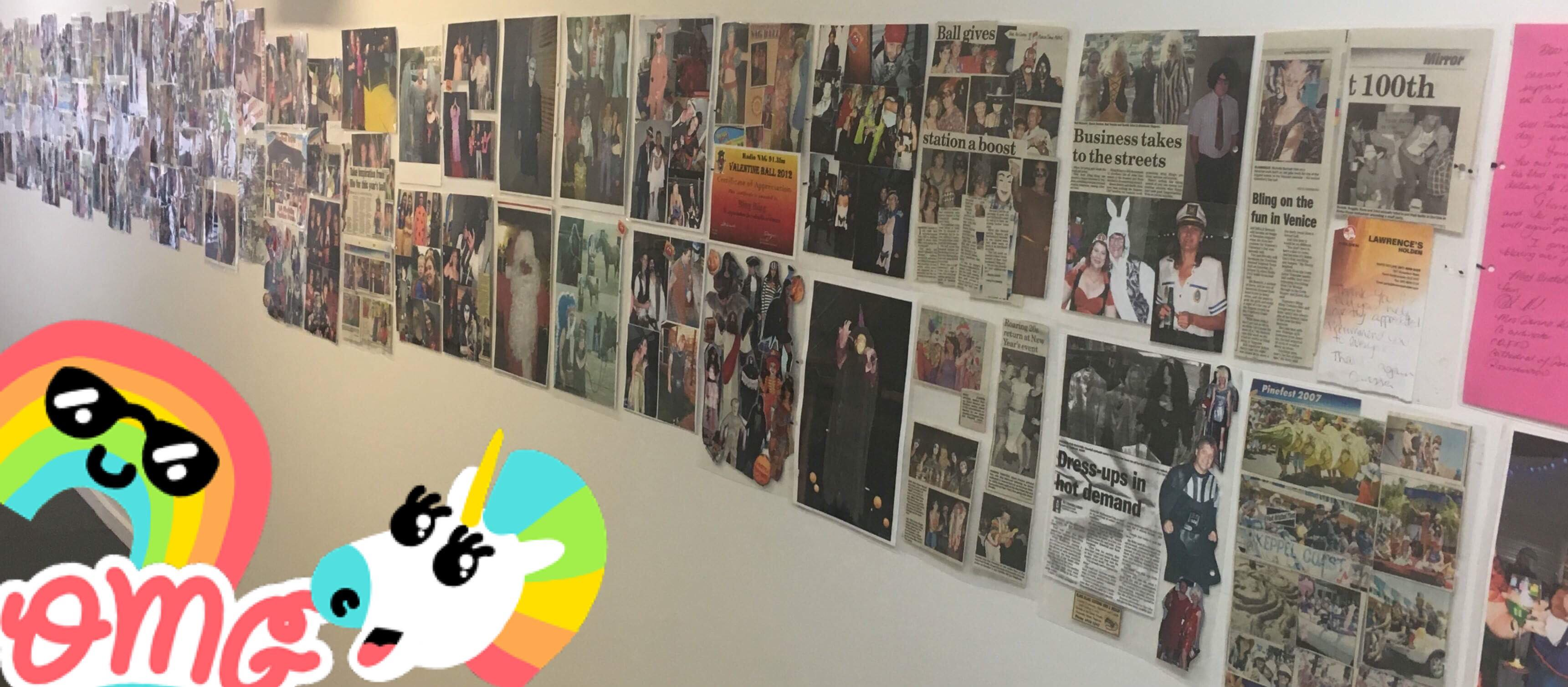 Have YOU made it onto our Wall of Fame?